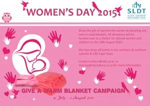 Blanket Drive 2 (Pink) 2015 copy